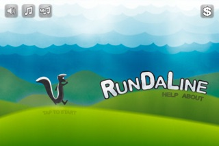 RunDaLine FREE - featuring the most athletic skunk on earth