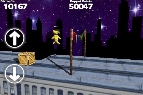 Puppet Sprint 3D screenshot-3