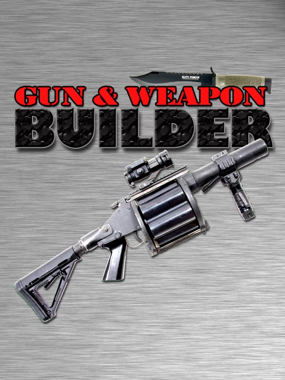 Builder - Gun & Weapon HD screenshot-4
