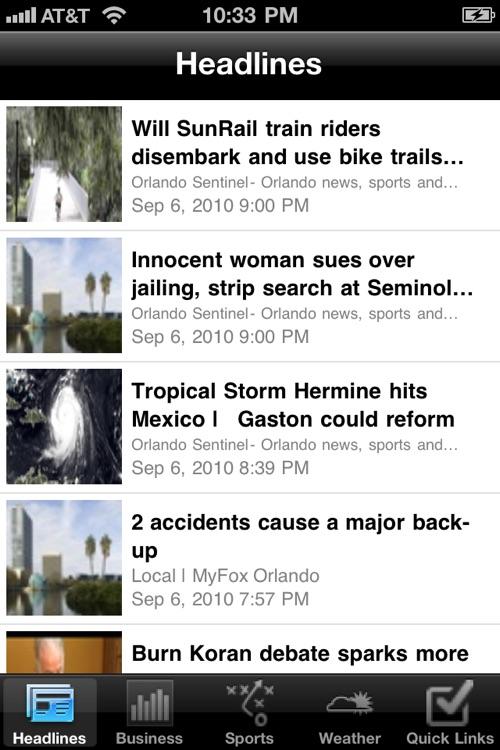 Orlando Local News Free
