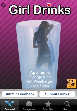 Girl Drinks screenshot-4
