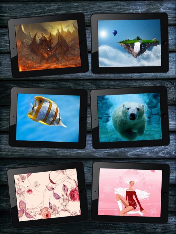 Cool Wallpapers for iPad screenshot-4