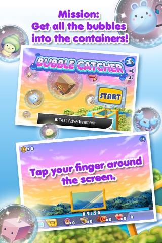 Bubble Catcher!