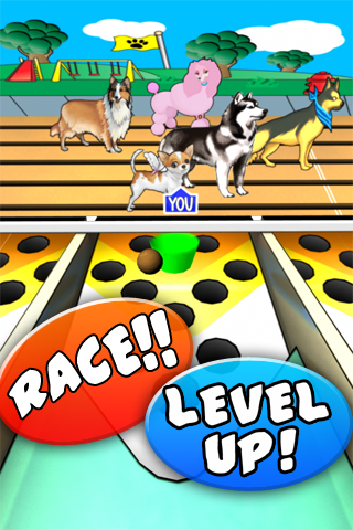 Dog Racer screenshot two