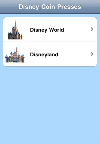 Disney World & Disneyland: Coin Presses screenshot-1