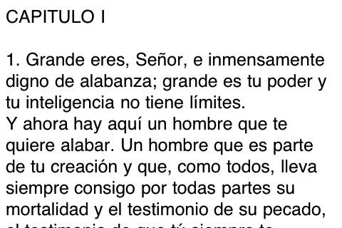 Confesiones de San Agustín de Hipona screenshot-4