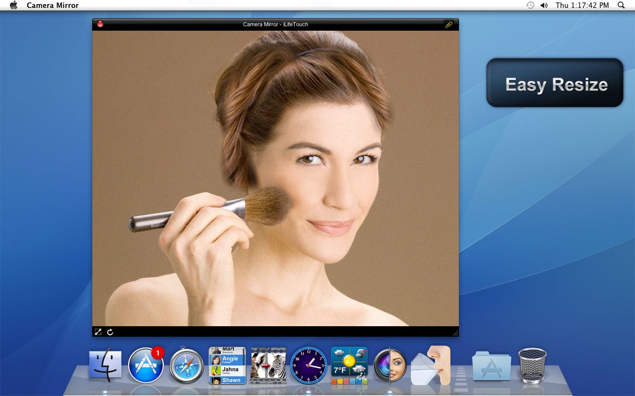 ‎Camera Mirror on the Mac App Store