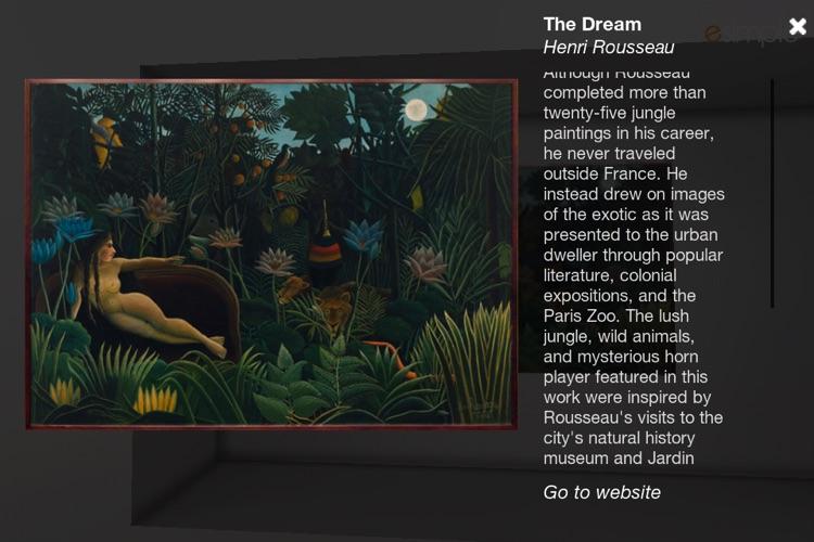 3D Virtual Art Gallery screenshot-4