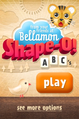 Shape-O ABC's for iPhone