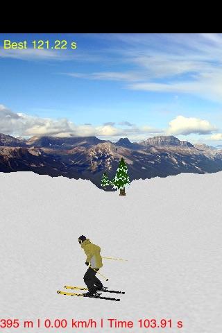 Alpine Ski 3D screenshot-4