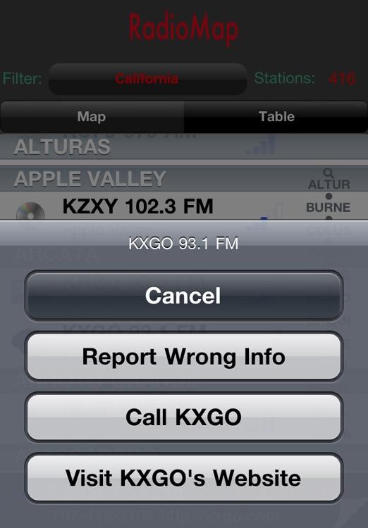 RadioMap screenshot-4