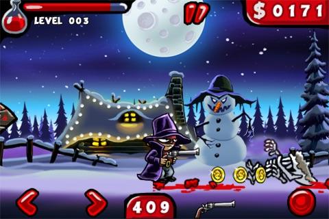 Van Pershing - Christmas Monster Hunter screenshot-3