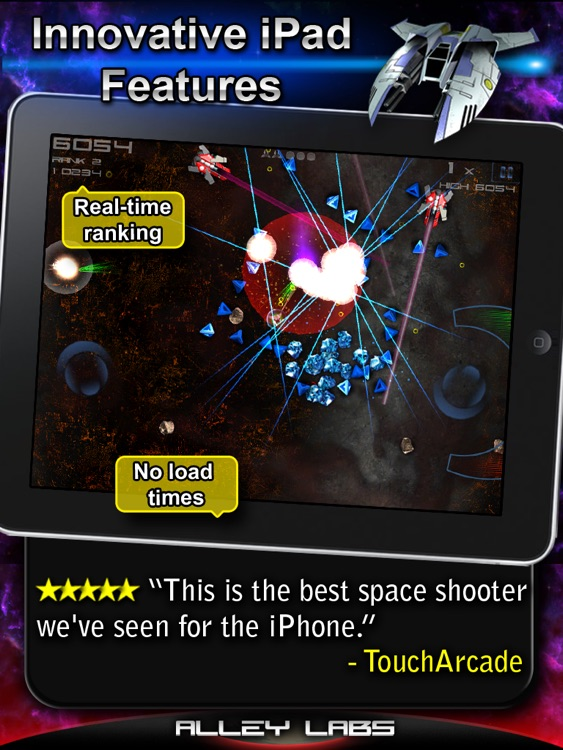 Meteor Blitz HD Free screenshot-1