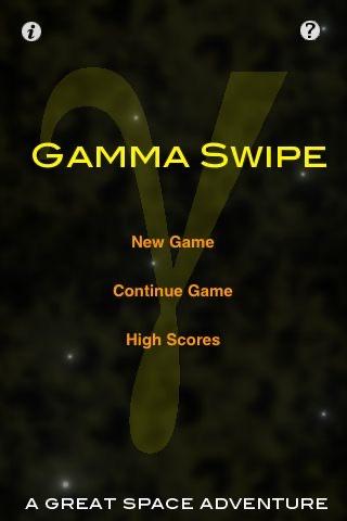 Gamma Swipe FREE