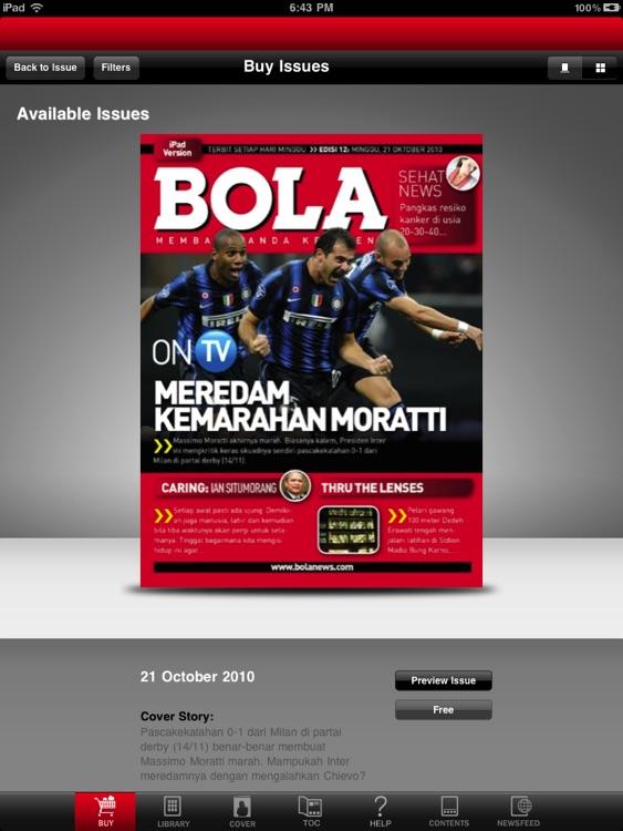 BOLA Sports News