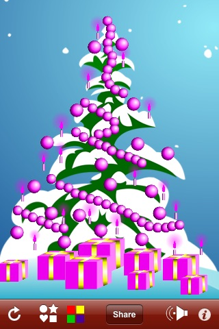 Decorate Christmas Tree Cheat Codes