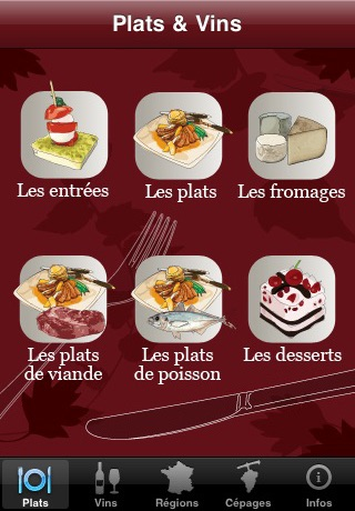 Food & Wine : more than 3000 matchings for your menus!
