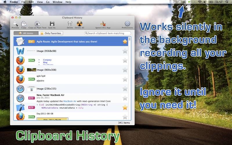 点击获取Clipboard History
