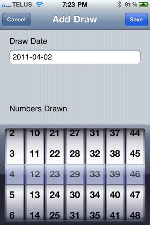 Lotto Magic screenshot-3