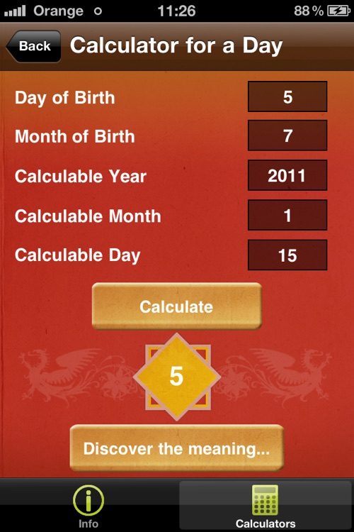 myLuckyNumber Lite screenshot-1