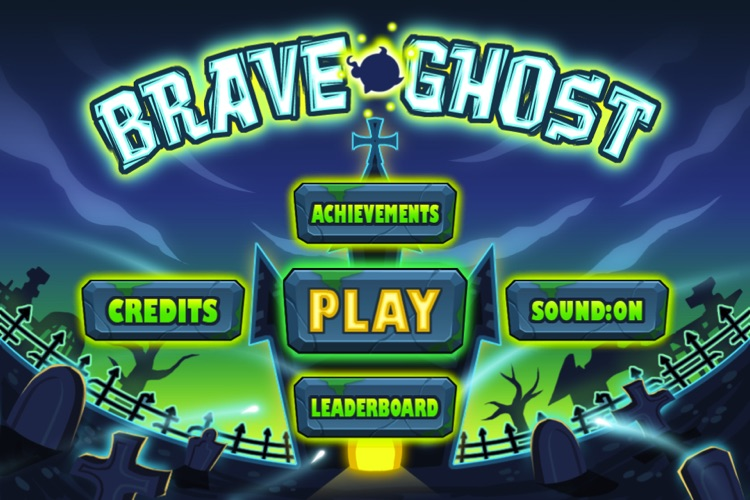Brave Ghost