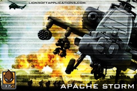 Apache Storm screenshot-0