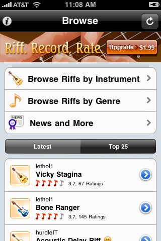 Riff Raters Lite