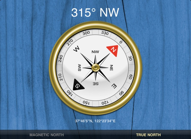 Compass for iPad (Free) on the App Store