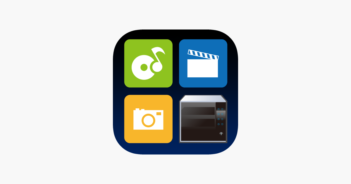 SmartStor Fusion Stream DLNA Digital Media App on the App Store