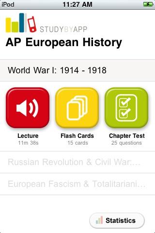 AP European History Review