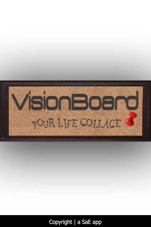 VisionBoard Collage