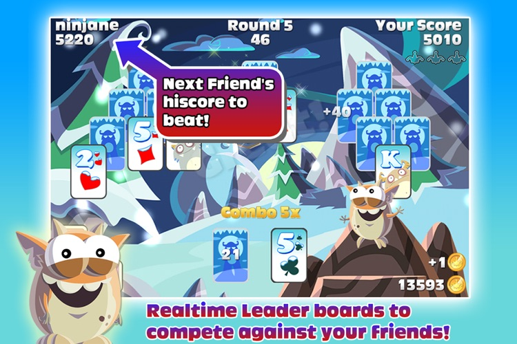 Arcade Solitaire 2 screenshot-2