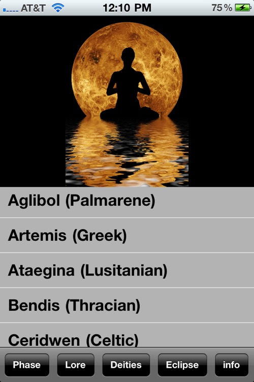 New Age Moon Calendar screenshot-3