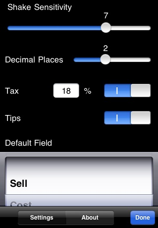 iMarkup - Markup Calculator screenshot-4