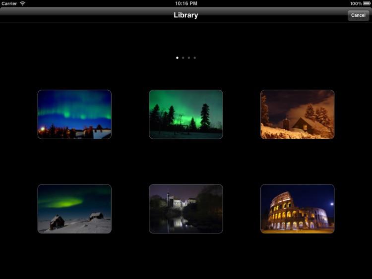 Musical Lights HD Lite screenshot-4
