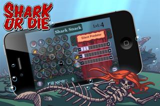 Shark or Die screenshot three
