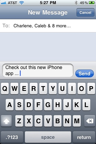 Contacts Groups Free screenshot-4
