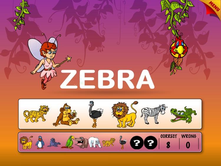 Animals - Zoo and Farm - Kids HD by 22learn screenshot-4