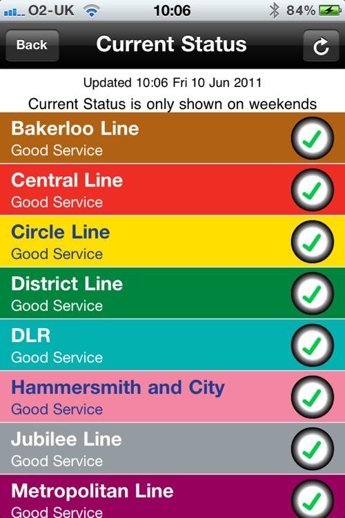 Weekend Tube screenshot-4
