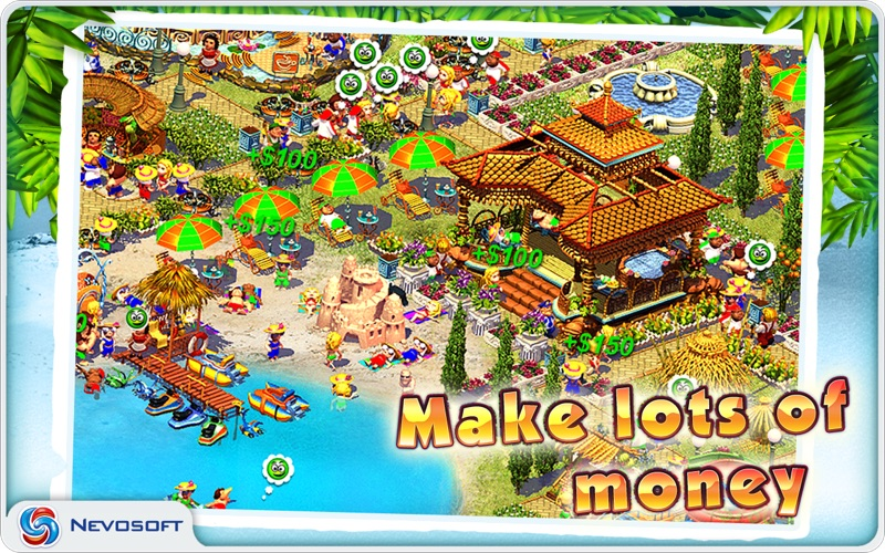 Paradise Beach 2: Around the World screenshot 2