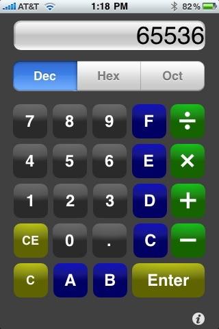 点击获取HexCalc - Hexadecimal Conversion Calculator