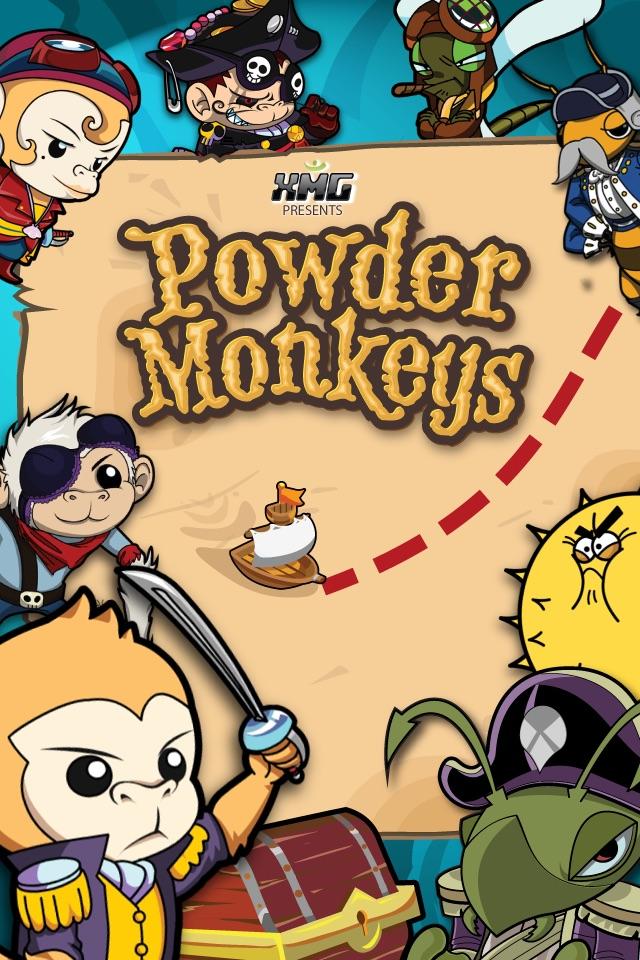 Powder Monkeys Cheat Codes