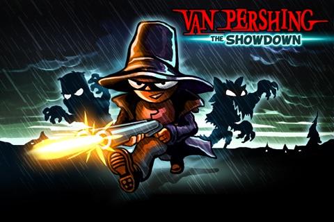 Van Pershing - The  Showdown Screenshot