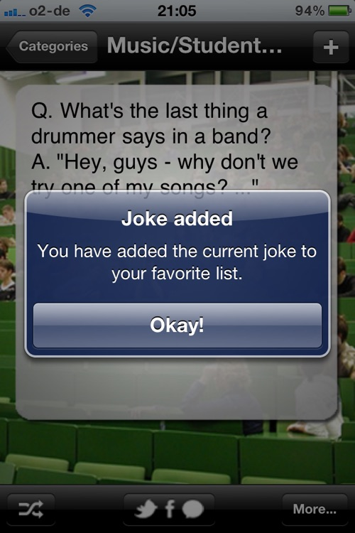 Awesome Jokes - The funny collection of jokes - Your travelmate for a perfect vacation