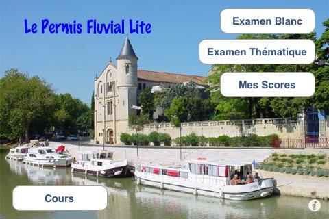 Permis Fluvial Lite