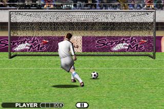 ペナルティーキック(サッカーPK戦) PSO Lite ScreenShot0