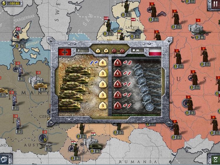 European War 2 Lite for iPad