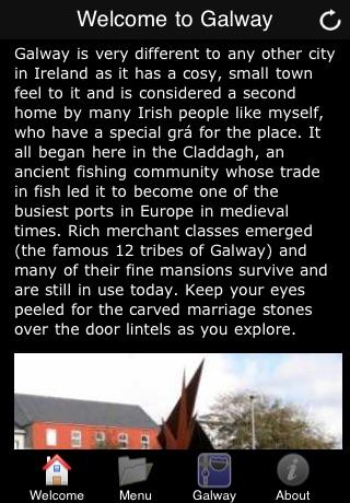 Galway City App