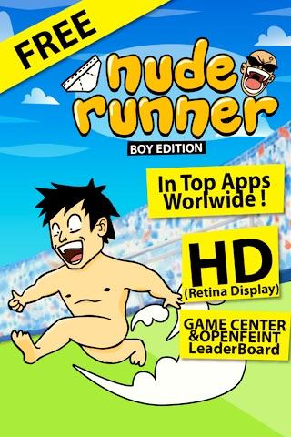Nude Runner
