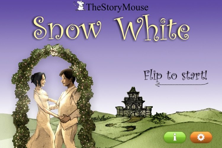 Snow White - An Animated Book from The Story Mouse